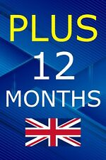 12 MONTHS PS plus subscription - NO CODE - Please Read