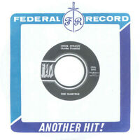 """The Marvels / Lloyd Charmers – Rock Steady / Travelling On 7"""""""