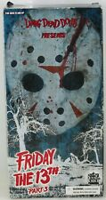 Living Dead Dolls Jason Voorhees Doll Comic Con Exclusive Autograph