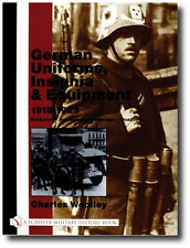 German Uniforms, Insignia & Equipment 1918-1923: Freikorps, Reichswehr...