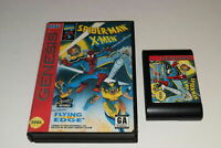 Spider-Man and X-Men Arcade's Revenge Sega Genesis Game Cart w/ Box Only