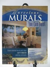Marvelous Murals You Can Paint Book MM138X