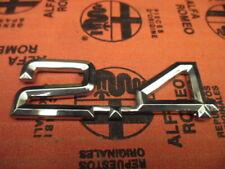 ALFA ROMEO ALFA  147 / 156 / GT 2.4 EMBLEEM / EMBLEME / SCRITTA
