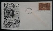 USA  First day Cover issue 1948