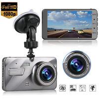 """4"""" 1080P Car Camera Dash Cam Video Recorder G-sensor Night Vision 170 Wide Angle"""