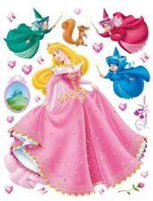 Deko-Wandtattoos & Wandbilder im Kinder-Stil mit Prinzessin-fürs Kinderzimmer