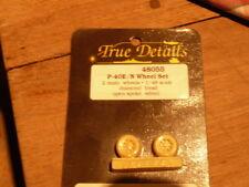 true details 48055 1/48 p 40 e/n wheel set