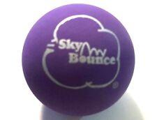 6 SKY BOUNCE PURPLE COLOR - HAND BALLS / RACKET BALL NEW