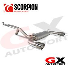 SFT005 Scorpion Scarichi FIAT 500 ABARTH 1.4 T 2008-2015 nonres Catback
