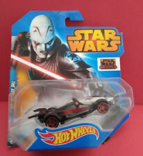 STAR WARS HOT WHEELS THE INQUISITOR - VOITURE - REBELS - DISNEY - REF 4212