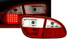 SEAT LEON CLEAR LED TAIL LIGHTS 4/1999 - 2006 MODEL