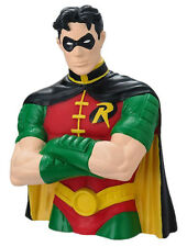 Batman - Robin Bust Money Bank
