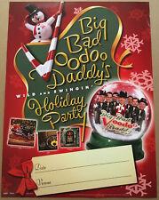 Big Bad Voodoo Daddy Hat Ebay