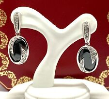 Spinel & White Topaz Earrings New listing