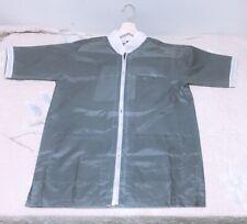 Professional Barber Vest Jacket Grey Color,Ultra Lightweight