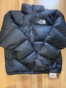 Men The North Face 1996 Retro Nuptse Jacket Black Size SMALL