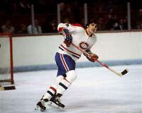 Serge Savard Montreal Canadiens 8x10 Photo