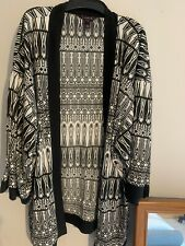 Long Tall Sally Cardigan Large