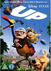 Walt Disney's UP Dvd Ed Asner Brand New & Factory Sealed (2009)