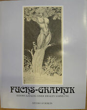 Ernst Fuchs Graphik, Ernst Fuchs, Kunst