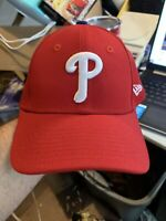 Philadelphia Phillies New Era 9FORTY MLB The League Adjustable Strapback Hat Cap