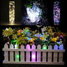 2M 20 LED String Copper Wire Xmas Party Fairy Lights Battery Powered Waterproof