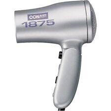 Conair 127lz 1875w Mini Turbo Folding Hair Dryer