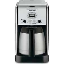 Cuisinart DCC-2750 Extreme Brew 10-Cup Thermal Programmable Coffeemaker - Silver
