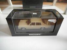 Minichamps Opel Admiral in Sierrabeige on 1:43 in Box