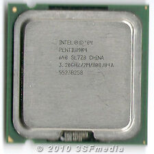 Cpu Processore Intel Pentium 4 P4 640 Costa Rica 3.20/2M/800 SL7Z8 Socket 775