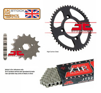 YAMAHA XSR700 2016 - 2020 JT X-RING CHAIN AND FRONT / REAR SPROCKET SET