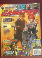 Vintage GAMEPRO Video Game Strategy Magazine Issue #143 Medal of Honor