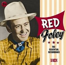 RED FOLEY * 40 Greatest Hits * NEW 2-CD Box Set * All Original Songs * NEW