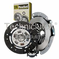 LUK 3 PART CLUTCH KIT FOR RENAULT CLIO HATCHBACK 1.6