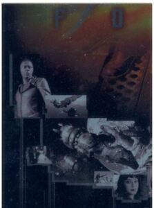 Firefly The TV Series Firefly Forever Chase Card F7