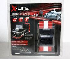 X-Line DOCK IT EASY Universaldock/ Dockingstation für Apple iPhone, iPad, iPod