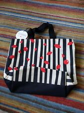 Lulu Guinness Red Nose Day Tote Bag New Never Used