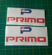 "2x 6"" de ancho primo Parachoques Ala Pegatinas Calcomanías JDM rendimiento Honda Civic Kanjo"