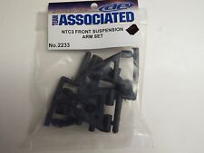 TEAM ASSOCIATED - NTC3 FRONT SUSPENSION ARM SET - Model # 2233