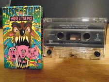 OOP Green Jello CASSETTE TAPE 3 Little Pigs TOOL Maynard + FREE MEGA RARE DEMO !
