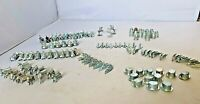 Monopoly Board Game Replacement Lot of 100+ Collectible Pewter Game Tokens