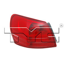 Tail Light Assembly-NSF Certified Left TYC 11-6336-00-1