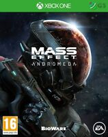 Mass Effect Andromeda Xbox One * NEW SEALED PAL *