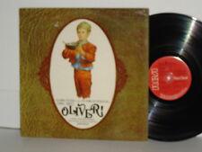 OLIVER! John Green Soundtrack LP UK Stereo Mark Lester Oliver Reed Jack Wild
