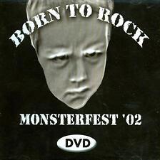 "MONSTERFEST 2002 Dillinger Escape Plan DVD Unearth ""Born to Rock"" live footage"