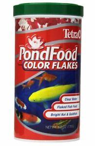BRAND NEW Tetra Pond Fish Food - 6 oz.