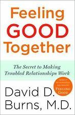 Feeling Good Together David D Burns New Paperback