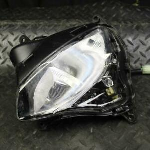 19 YAMAHA YZF R3 FRONT LEFT HEADLIGHT HEAD LIGHT LAMP BB177