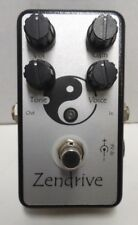 VTG Hermida Audio Zendrive Hand Signed Wired FX Pedal Carlton/Ford/Dumble tones