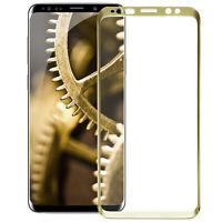 Samsung Galaxy S9 3D Schutzglas Echtglas Folie 9H Screen Display Echt Full Cover